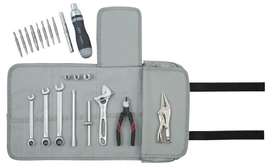 工具セット(ツールバッグモデル)