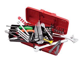 工具セット(片開きプラケースタイプ)