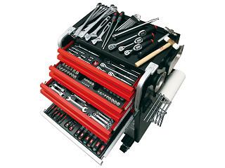 工具セット(ローラーキャビネットタイプ)